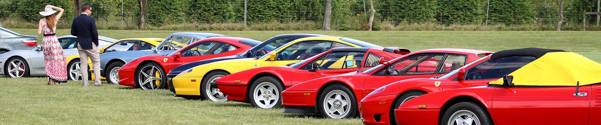 Elegant Ferrari Club Of America, Mid Atlantic Region