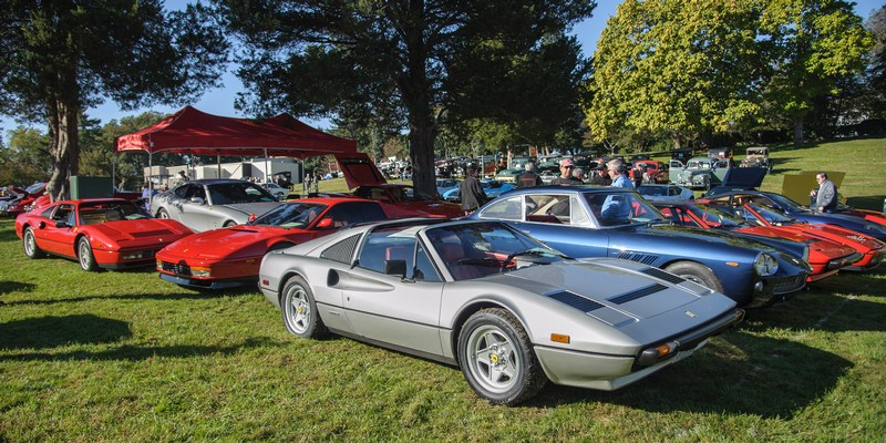Classic Car Clubs Maryland