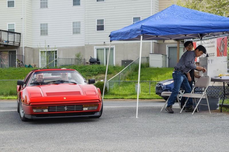 Radcliffe Italian Car Show Photos - Italian car show